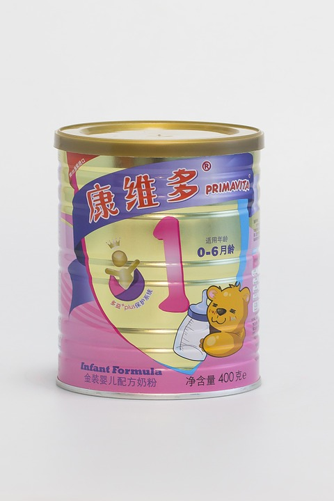daigou achat lait